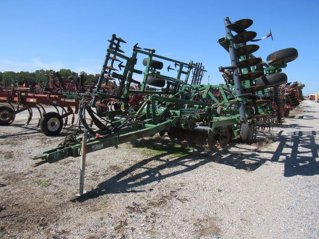 Glencoe 4600 Soil Finisher