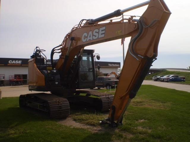 2021 Case CX245DSR Excavators and Mini Excavator
