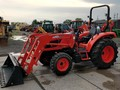 2017 Kioti NX5510HST Tractor