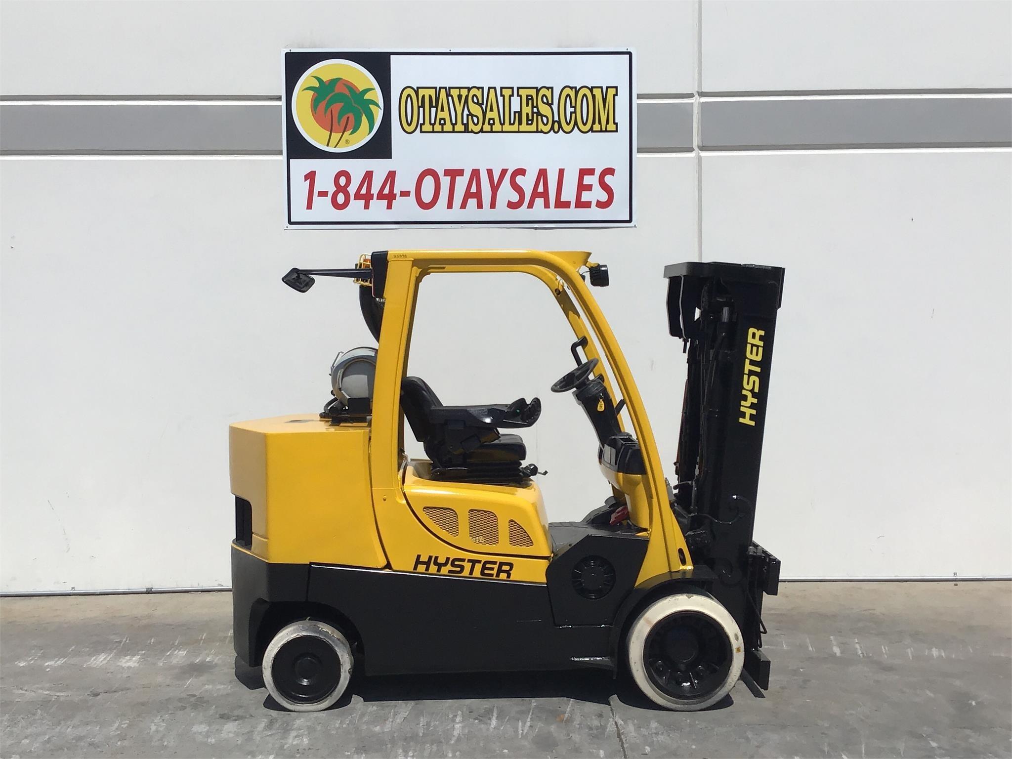 2013 Hyster S120FTPRS Forklift