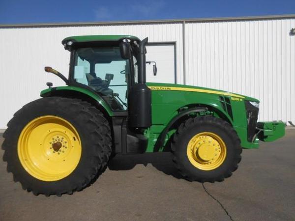 2013 John Deere 8285r Tractor Garden City Ks Machinery Pete