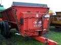 2011 Knight 8124 Manure Spreader