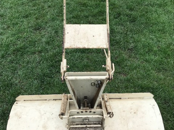 Cub Cadet Model 107 with Implements