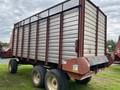 2007 H & S FB74FR20 Forage Wagon