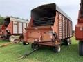 H & S FB7418 Forage Wagon