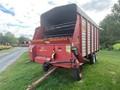 1985 H & S FB7418 Forage Wagon