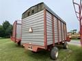 1994 H & S FB7418 Forage Wagon