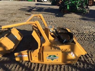 2016 Diamond Mfg FBS060-C Forestry and Mining