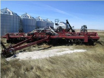 2010 Amity 40SD Air Seeder