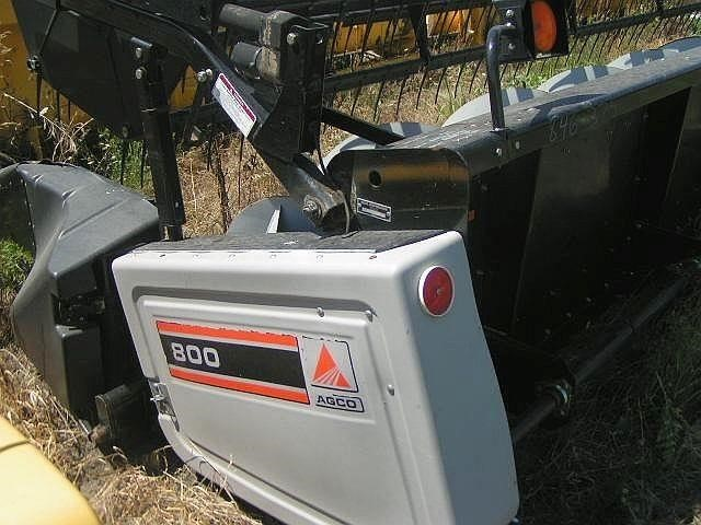 AGCO 800 Platform
