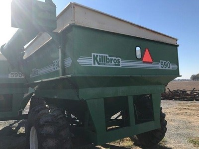 2003 Killbros 590 Grain Cart