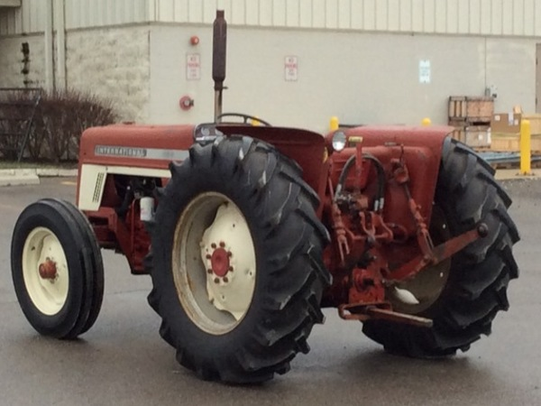 International Harvester 454 Tractor Parts : Ih tractor related keywords long