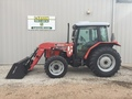 2009 Massey Ferguson 573 Tractor