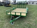 2021 Coyote COYOTE 6X12 RENEGADE Flatbed Trailer
