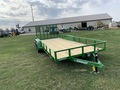 2021 Coyote 7X18 RENEGADE Flatbed Trailer