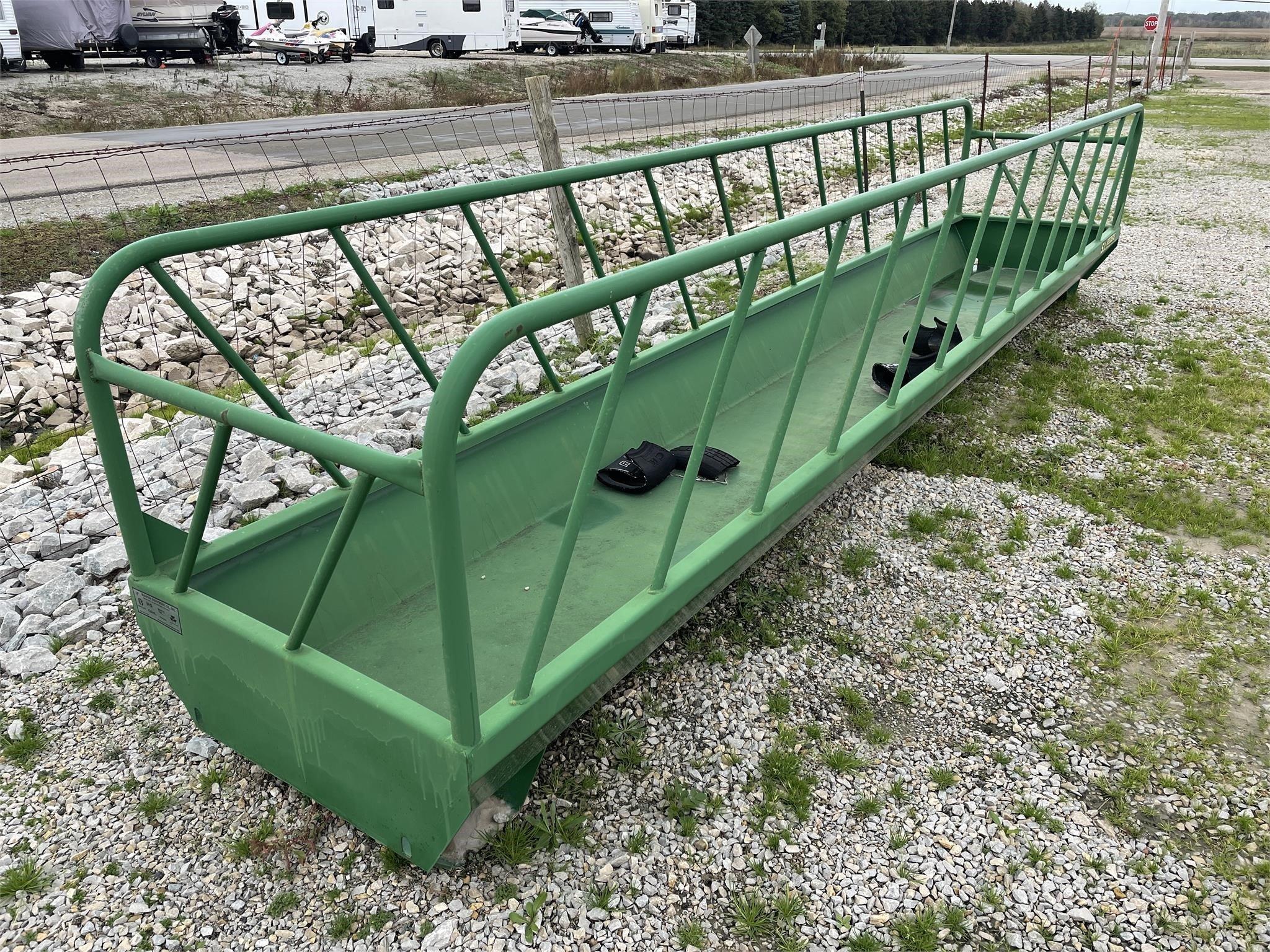 2015 S.I. Feeders AF20 Feed Wagon