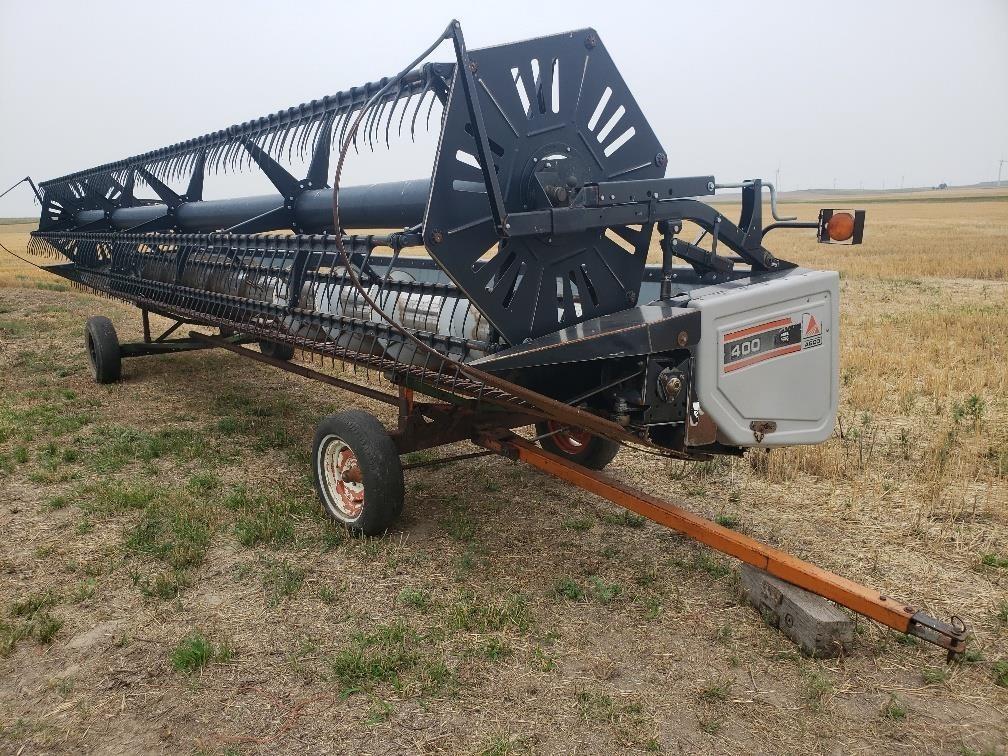 Gleaner 400 Platform