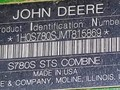 2021 John Deere S780 Combine