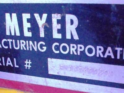 2010 Meyer 7400 Manure Spreader