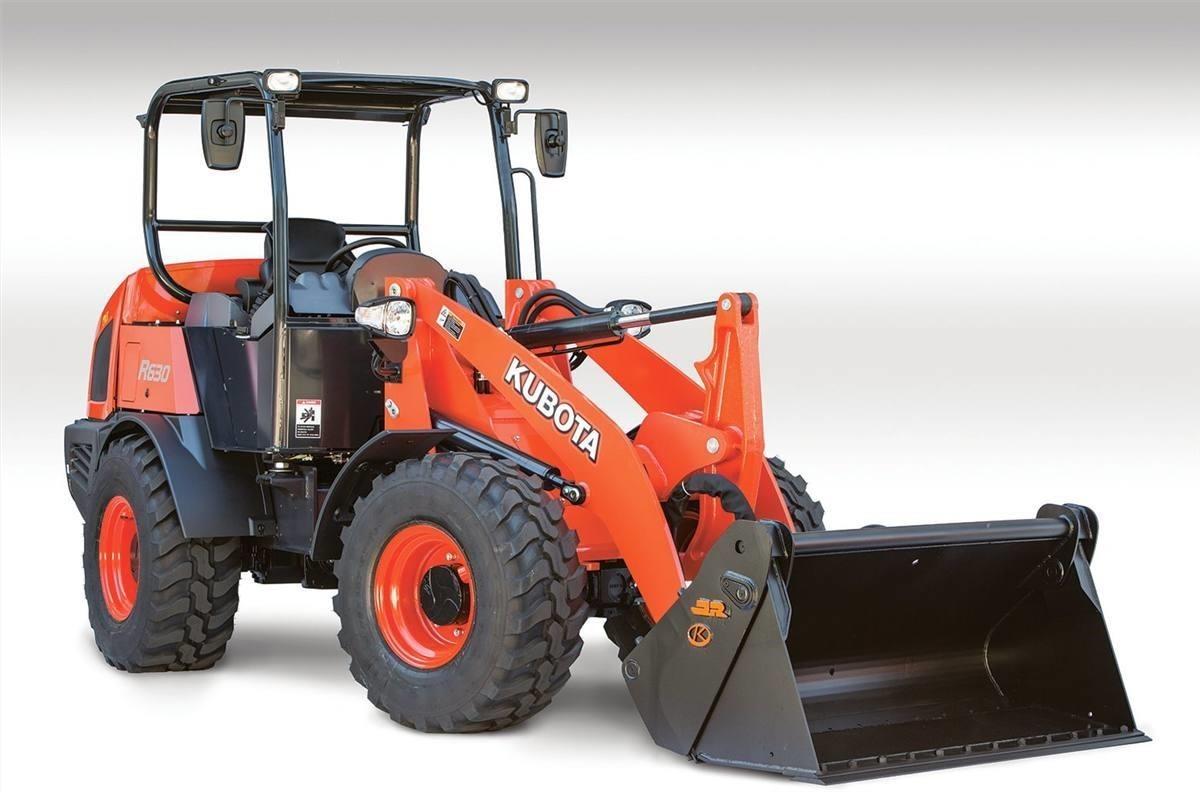 2021 Kubota R630 Wheel Loader