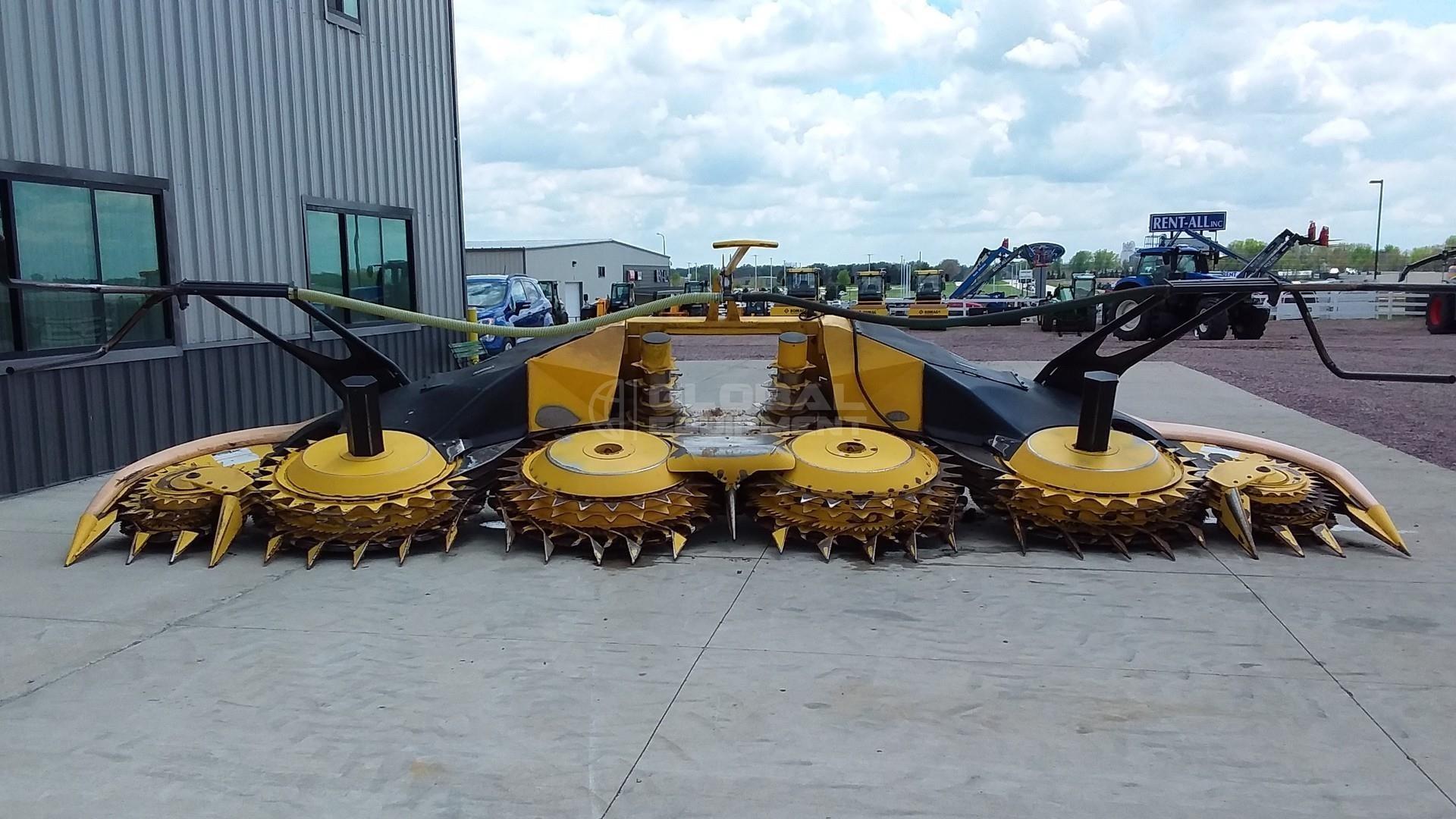 2010 New Holland 750BFI Forage Harvester Head
