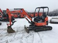 2016 Kubota U35-4R1A Excavators and Mini Excavator