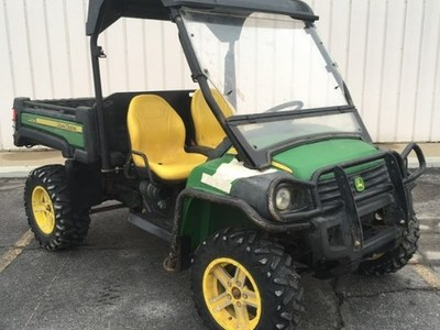 2013 john deere gator xuv 825i atvs and utility vehicle elburn il machinery pete. Black Bedroom Furniture Sets. Home Design Ideas