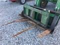 2000 John Deere Pallet Fork Loader and Skid Steer Attachment