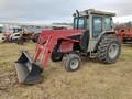 1993 Massey Ferguson 393 Tractor