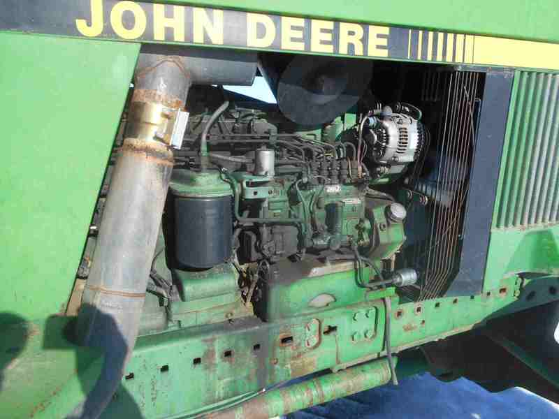 1994 John Deere 4760 Tractor