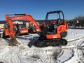 2015 Kubota KX040-4 Excavators and Mini Excavator