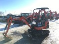 2016 Kubota KX018 Excavators and Mini Excavator