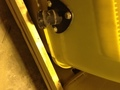 John Deere 1.6 Bu vac hoppers Planter and Drill Attachment