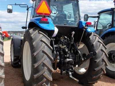 New holland ts 100 specifications Repair Manual Pdf