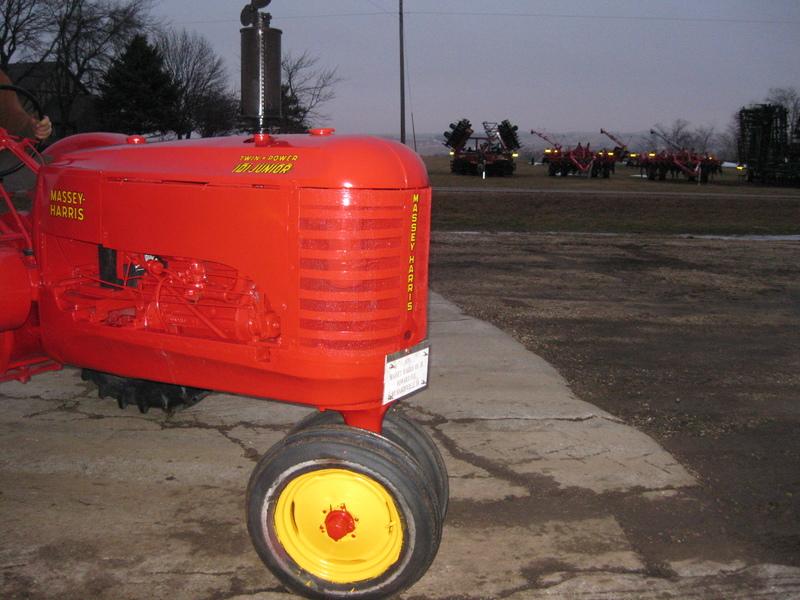1939 Massey-Harris 101 JR Tractor