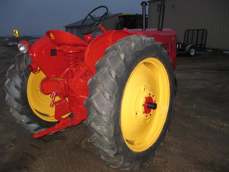 Massey-Harris 30 Tractor
