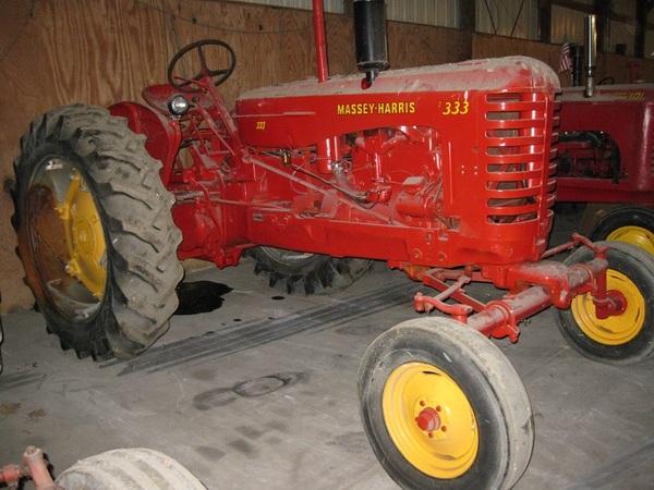 Massey-Harris 333 Tractor
