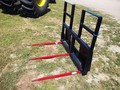 2012 Hoover B52 Loader and Skid Steer Attachment