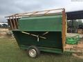 2013 John Deere FEEDER Feed Wagon