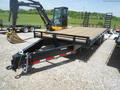 2015 Carry-On 8.5X20DODT14K Flatbed Trailer