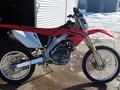 2008 Honda CRF250X Miscellaneou