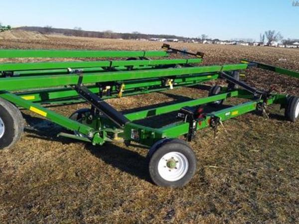 2010 Unverferth HT25 Header Trailer