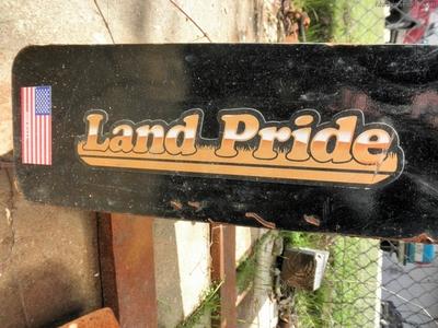 Land Pride PFL2042 Loader and Skid Steer Attachment