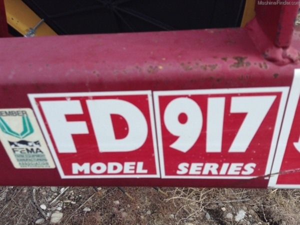 2009 Darf 917 Rake
