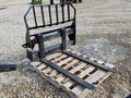 John Deere Pallet Forks Loader and Skid Steer Attachment