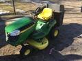 2015 John Deere D110 Lawn and Garden