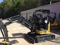 2016 John Deere 26G Excavators and Mini Excavator