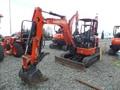 2015 Kubota U35-4R1A Excavators and Mini Excavator