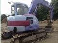 Komatsu PC75UU-3 Excavators and Mini Excavator