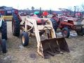 1959 Massey Ferguson 65 Tractor